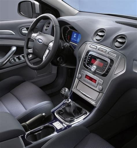 New Mondeo Interior by All New Ford Mondeo Interior Ford Reveals Pictures