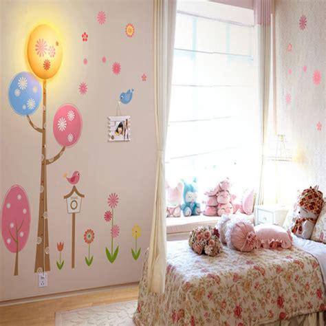 Buy 3d Flower Wallpaper L Children Bedroom Small Night Childrens Bedroom Wall Lights