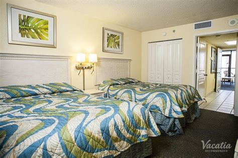 1 bedroom oceanfront condo myrtle beach one bedroom oceanfront two double pinnacle compass