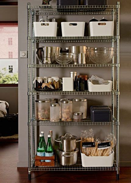 larder section kitchen 25 best ideas about free standing shelves on pinterest