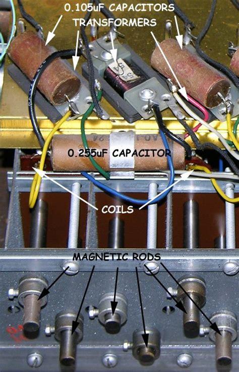 hammond organ capacitor replacement hammond organ tonewheel generator capacitor replacement and calibration