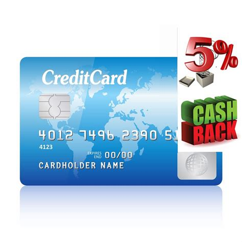 Gift Card Cash Back - 5 cash back credit cards