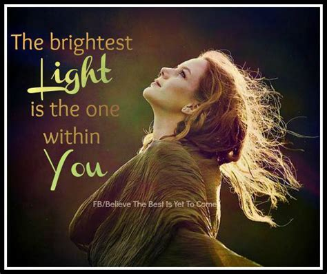 The Light Within by Self Belief Actspot S