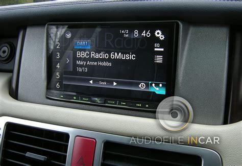 range rover sport sat nav upgrade range rover car radio stereo landrover freelander cd