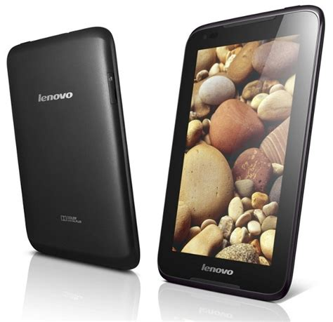 Tablet Lenovo A1000 Dan A3000 lenovo ideapad a1000 with 7 inch display voice calling now available in india for rs 8980