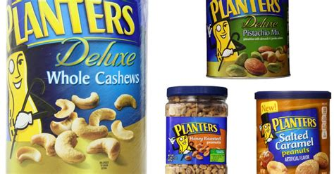 Planters Cashews Coupons by Coupons And Freebies Planters Nuts Sale 30 To 40