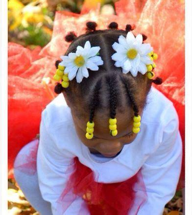flower power – natural hair care for children