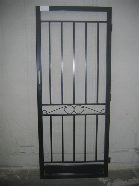 door grill design shree banni steel may 2015