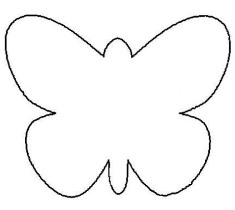 butterflies templates to print butterfly template cut out