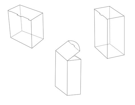tiny box template mini boxes size and shape specifications jukebox print