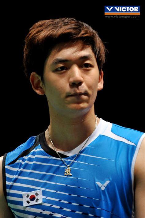 Jaket Olahraga Victor Badminton Korea Yong Dae Diving Into Imagination S Badminton Team By Aliyonk