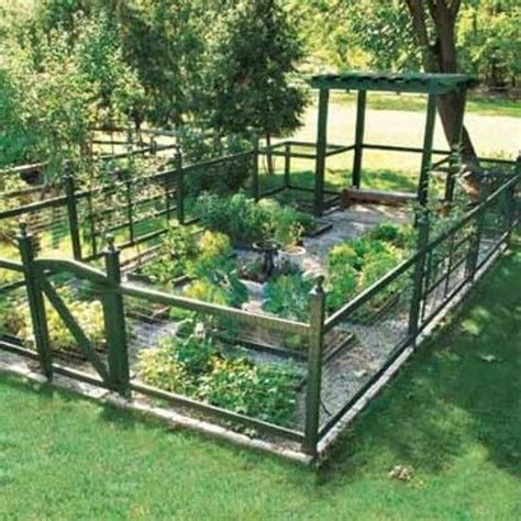 how to build a vegetable garden fence 1000 ideas about vegetable garden fences on