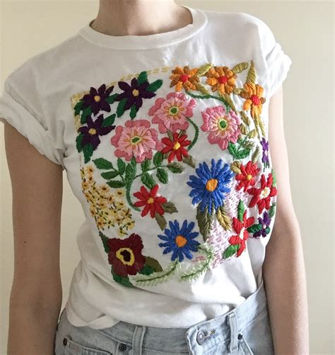 embroidery fashion beautiful embroidery by tessaperlowinc on easy
