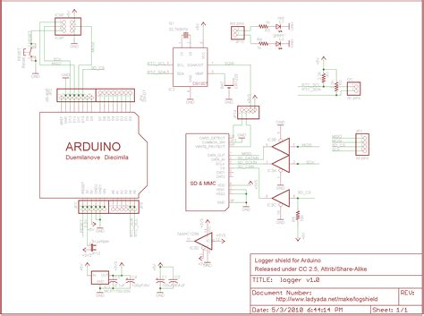 Datalogger Datalogging Shield Untuk Arduino 1 logger shield datalogging for arduino