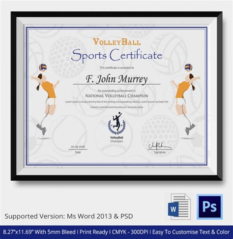 softball certificate templates sports certificate wording pictures to pin on