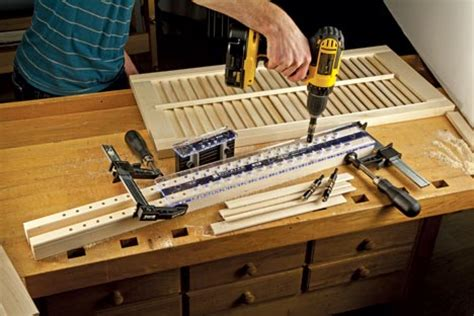 rockler woodworking milwaukee rockler wants to help you make shutters with their jigs