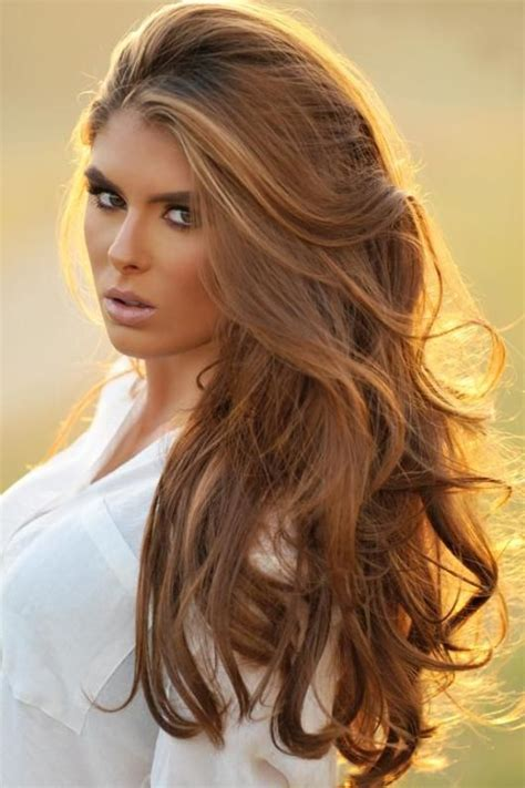 hairstyles with lighter colred top 2017 light brown hair color ideas new haircuts to try