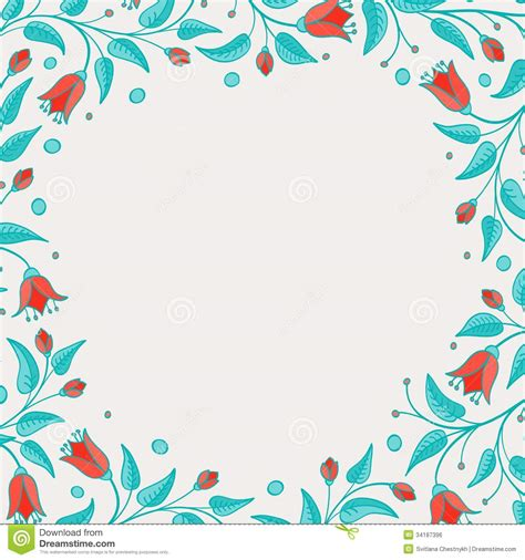 template birthday card illustrator template for greeting card or invitation royalty free