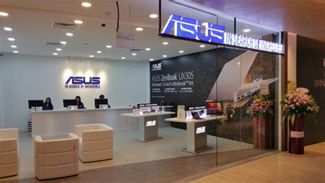 service centre asus new service center opens at capitol piazza