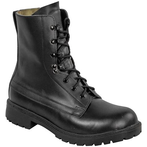 highlander ranger assault boots tactical leather combat