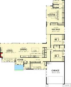 long floor plans plan 69401am long amp low california ranch ranch and