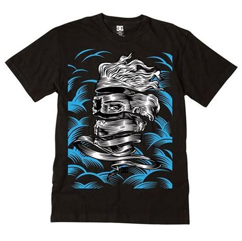 Tshirt Dc One Clothing dc shoes enigma t shirt black mens skate clothing rob