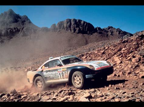 porsche 959 rally porsche 959 rally 1986 dakar rally 1600x1200
