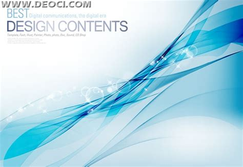 free backdrop design ai vector blue background abstract art ai download deoci