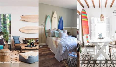 juegos decorar la playa decorar con tablas de surf genial idea para apartamentos
