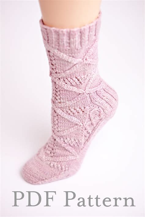 knitted ankle socks patterns free 1000 images about knitting socks slippers on
