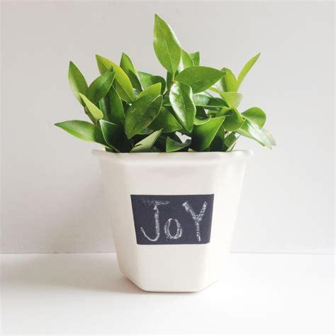 Handmade Plant Pots - handmade ceramic plant pot home