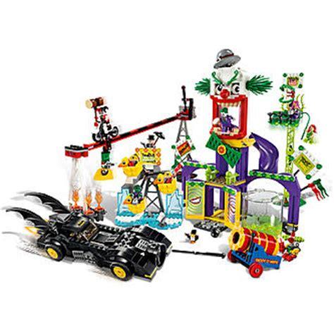 Lego Dc Heroes Batman 76035 Jokerland lego dc comics heroes jokerland 76035