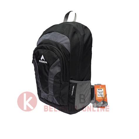 Tas Punggung Made Black tas daypack ransel punggung eiger 2364 black okebuy