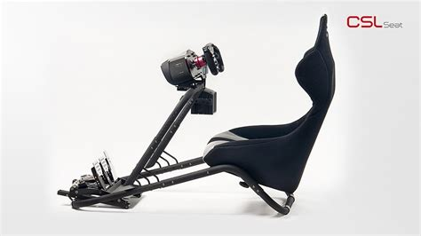 srt fanatec csl seat video review virtualrnet