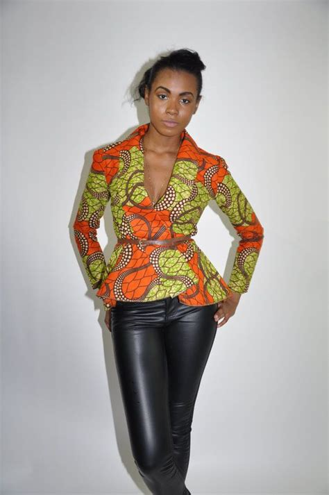 ankara tops and jackets 61 best images about ankara jackets blazers n tops on