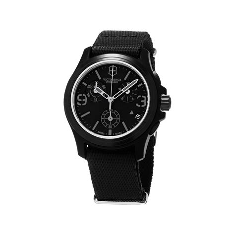 Swiss Army 2115 Orginal swiss army original chronograph 241534 victorinox touch of modern
