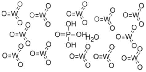 Tungstophosphoric Acid Hydrate 1005830100 phosphotungstic acid hydrate 12501 23 4