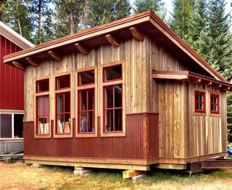 shed roof homes tuff shed cabin shed homes homesteading today