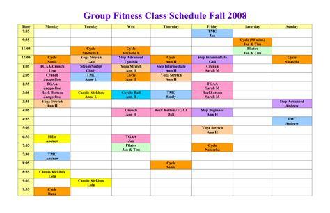 best photos of class schedule template class schedule
