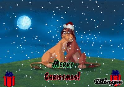 lion king christmas picture 103393706 blingee