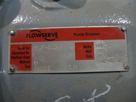 Ingersoll Dresser Pumps Catalogue by Ingersoll Dresser Hoc3 3 X 2 13