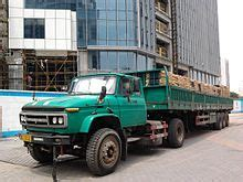 semi trailer truck wikipedia