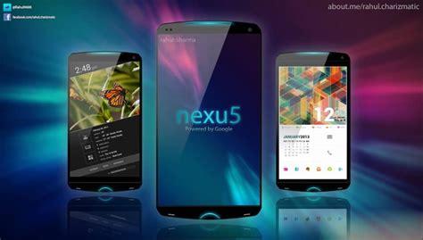 designart qualcomm nexus 5 concept design art created by fans eteknix