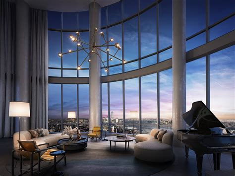 Bedroom Sets Ideas hudson yards real estate penthouse at 15 hudson yards