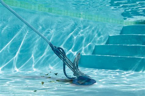 how to vacuum a pool manually step by step instructions