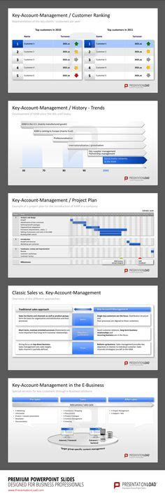 1000 Images About Key Account Management Powerpoint Key Club Powerpoint Template