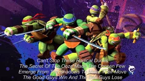 theme song ninja turtles teenage mutant ninja turtles theme song youtube autos post