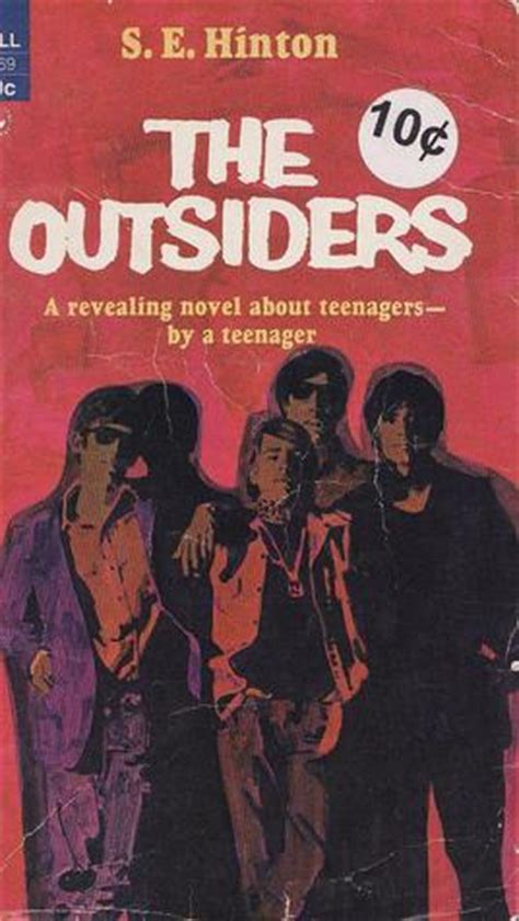 s e hinton bio poem adolescent young adult literature the outsiders by s e hinton reviews discussion