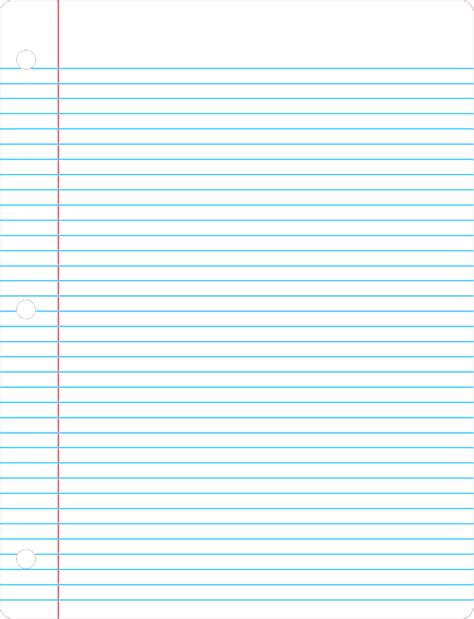 printable lined notepad paper lined notebook stationary paper free stationery