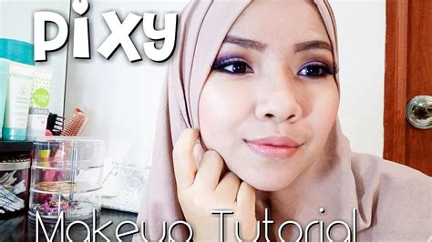 Make Up Pixy pixy make up tutorial bahasa